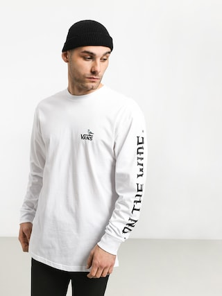 Longsleeve Vans Vans X Anti Hero Wire (white)
