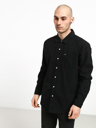 Koszula Brixton Charter Oxford Wvn (black)