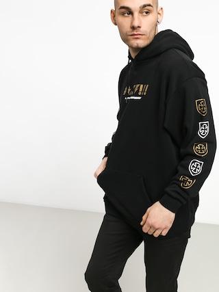 Bluza z kapturem Brixton Shine HD (black)
