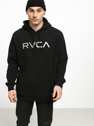 Bluza z kapturem RVCA Scratched Rvca HD (rvca black)