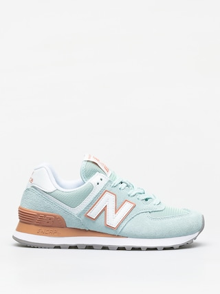 Buty New Balance 574 Wmn (white agave)