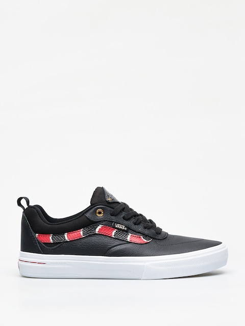 Buty Vans Kyle Walker Pro (coral snake/black/true white)