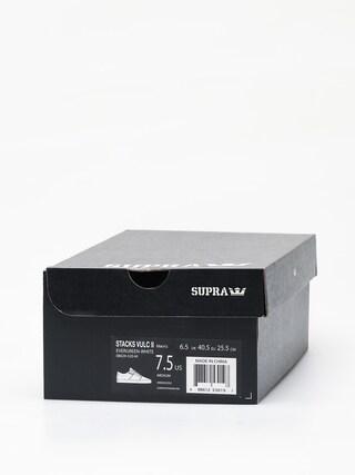 Buty Supra Stacks Vulc II (evergreen white)