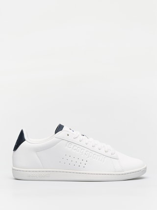 Buty Le Coq Sportif Courtset Sport (optical white/dress blue)