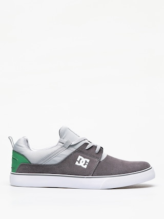 Buty DC Heathrow Vulc (grey/grey/green)