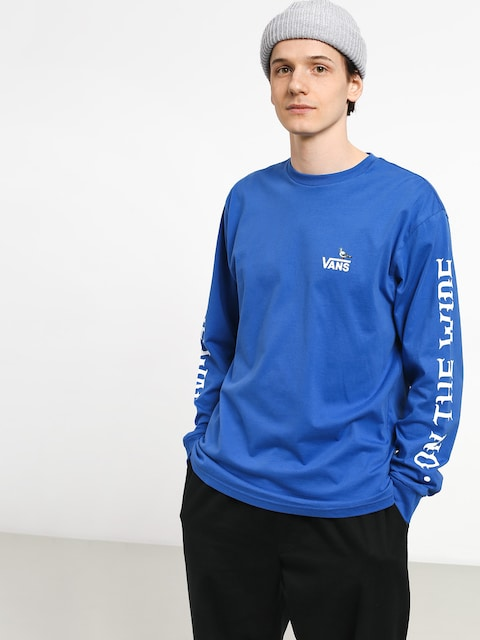 Longsleeve Vans Vans X Anti Hero Wire (royal blue)