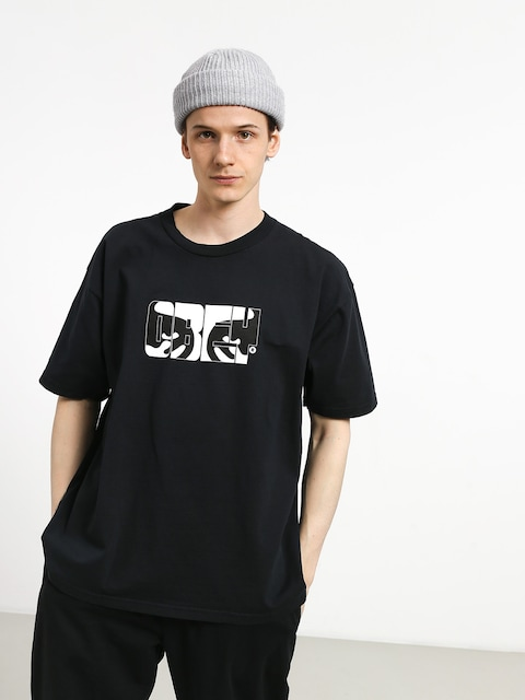 T-shirt OBEY Eyes Of Obey (off black)
