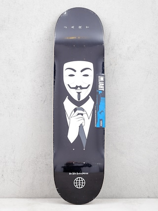 Deck Jart Anonymous (black/white)
