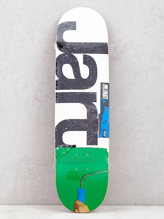 Deck Jart Rolling (white/green)