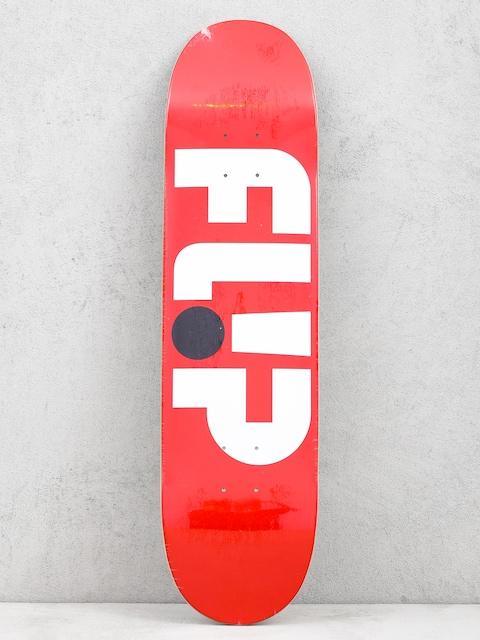 Deck Flip Odyssey Logo (red)