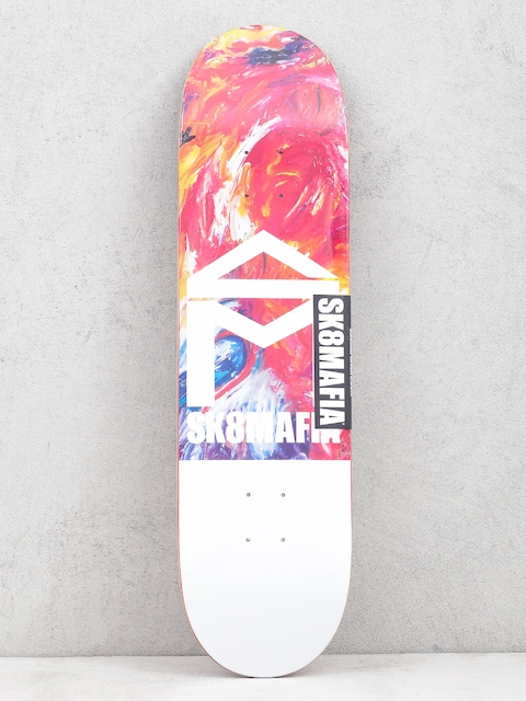 Deck Sk8Mafia House Logo (oil high)