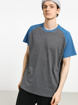 T-shirt Element Basic Raglan (blue heather)
