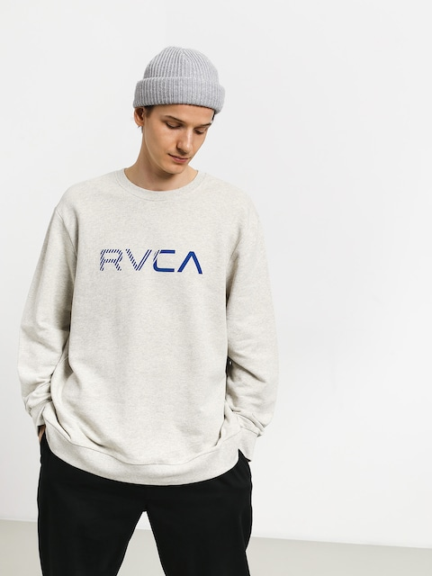 Bluza RVCA Blinded (snow marle)