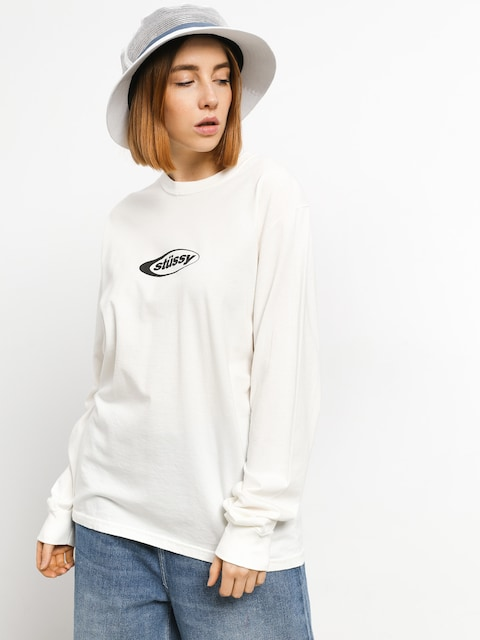 Longsleeve Stussy Eclipse Pig. Dyed Wmn (natural)
