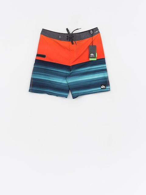 Boardshorty Quiksilver Highline Hold Down 18 (tiger orange)