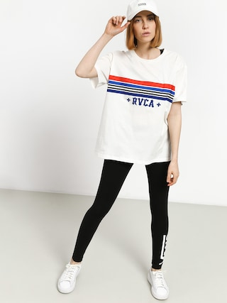 T-shirt RVCA Retro Rvca Wmn (antique white)