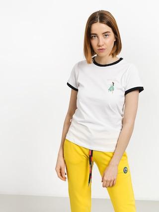 T-shirt Femi Stories Leona Wmn (wht)