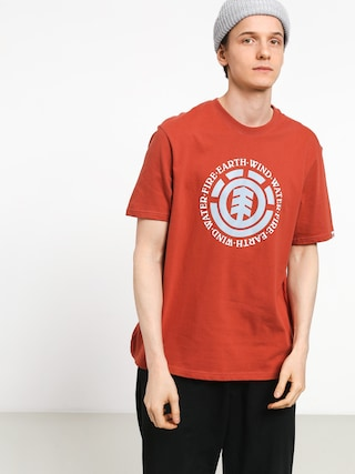 T-shirt Element Seal (etruscan red)