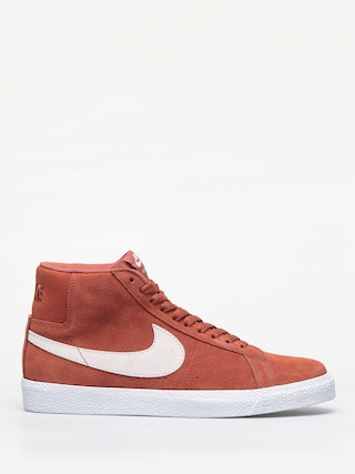 Buty Nike SB Zoom Blazer Mid (dusty peach/white)