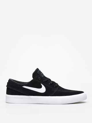 Buty Nike SB Sb Zoom Janoski Rm (black/white thunder grey gum light brown)