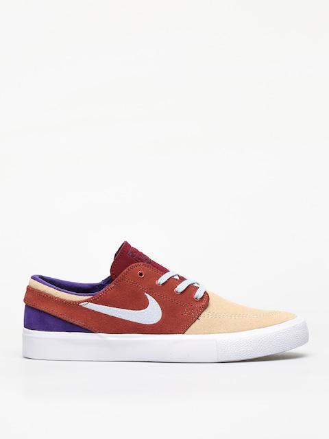 Buty Nike SB Sb Zoom Janoski Rm (desert ore/lt armory blue dusty peach)