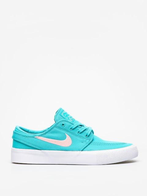 Buty Nike SB Sb Zoom Janoski Cnvs Rm (cabana/pink tint white gum light brown)