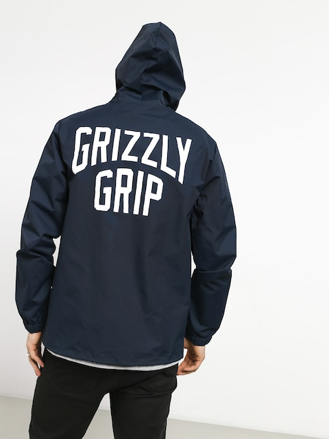 Kurtka Grizzly Griptape All City Hooded