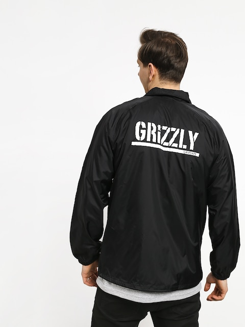 Kurtka Grizzly Griptape Og Bear (black)