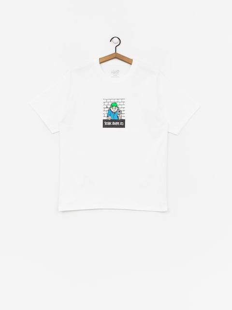 T-shirt Polar Skate Robbery (white)