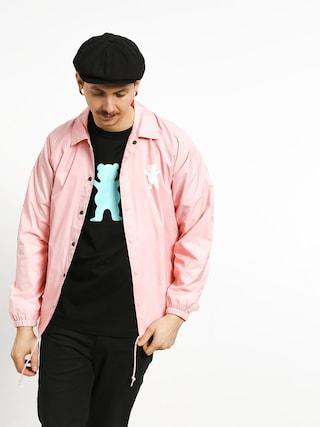 Kurtka Grizzly Griptape Og Bear (pink)