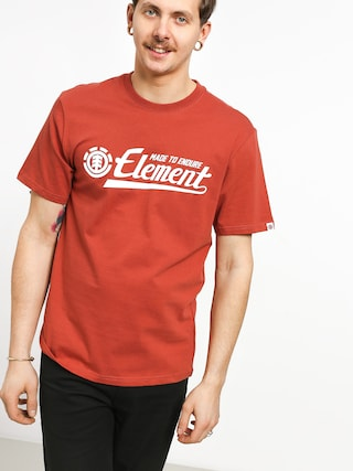 T-shirt Element Signature (etruscan red)