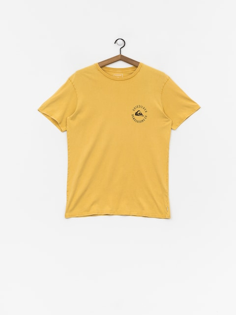 T-shirt Quiksilver Skulled