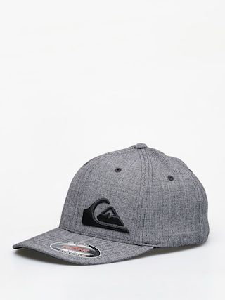 Czapka z daszkiem Quiksilver Final ZD (charcoal heather)