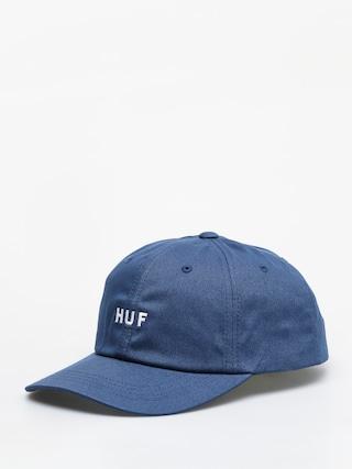 Czapka z daszkiem HUF Essentials Og Logo ZD (insignia blue)