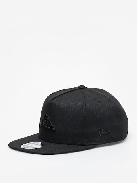 Czapka z daszkiem Quiksilver Stuckles Snap ZD (black)