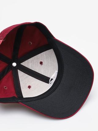 Czapka z daszkiem Quiksilver Decades ZD (brick red)
