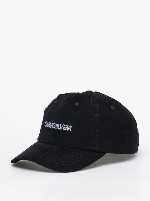 Czapka z daszkiem Quiksilver Labeled ZD (black)