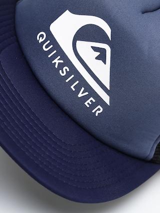 Czapka z daszkiem Quiksilver Foamslay ZD (bijou blue)