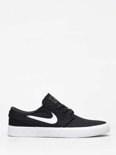 Buty Nike SB Sb Zoom Janoski Cnvs Rm (black/white thunder grey gum light brown)