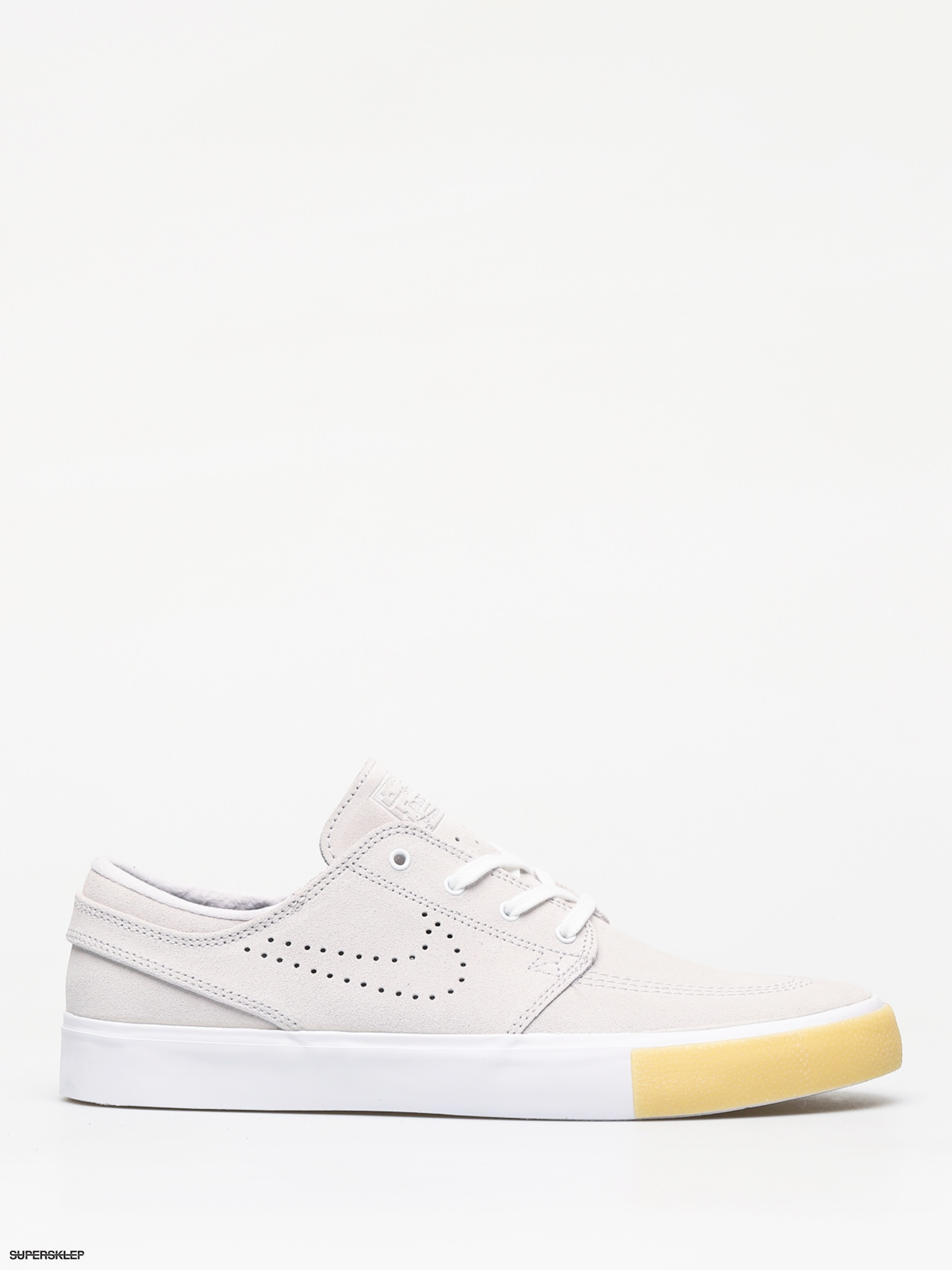 super słodki profesjonalna sprzedaż oryginalne buty Buty Nike SB Sb Zoom Janoski Rm Se (white/white vast grey gum yellow)