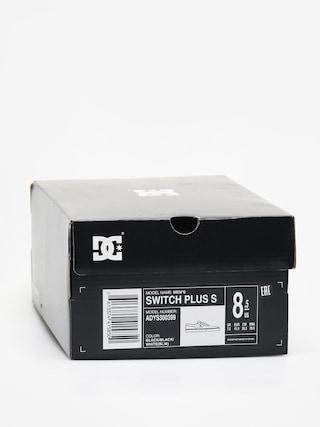 Buty DC Switch Plus S (black/black/white)