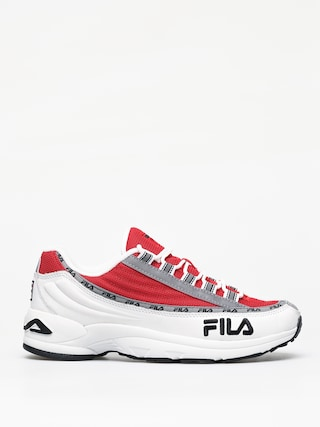 Buty Fila Dragster 97 Wmn (white/fila red)