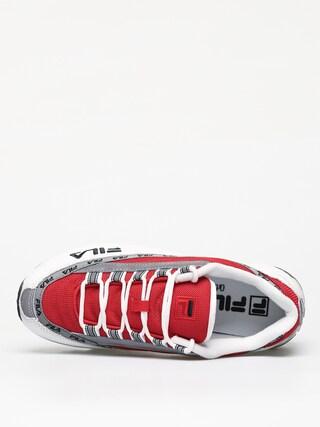 Buty Fila Dragster 97 Wmn (white/fila red)