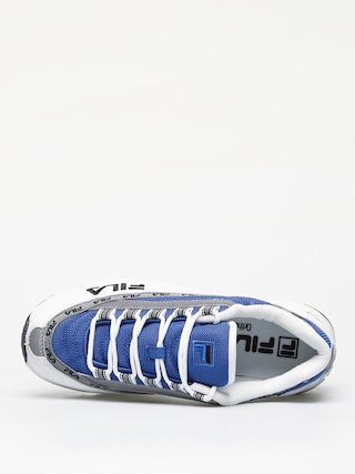Buty Fila Dragster 97 Wmn (white/electric blue)