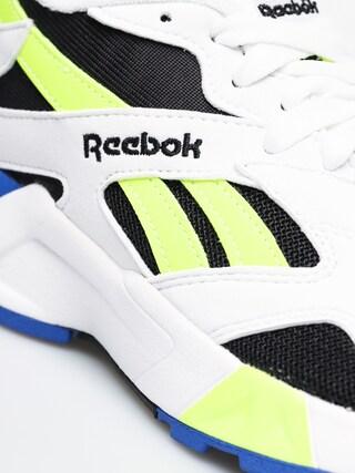 Buty Reebok Aztrek (white/black/cobalt/y)