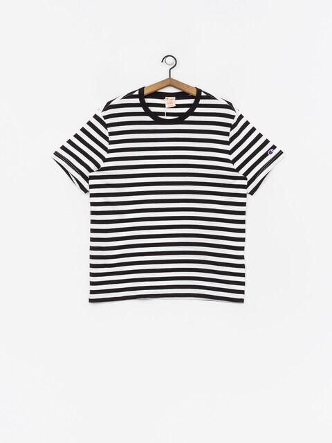 T-shirt Champion Crewneck T Shirt (nbk/wht)