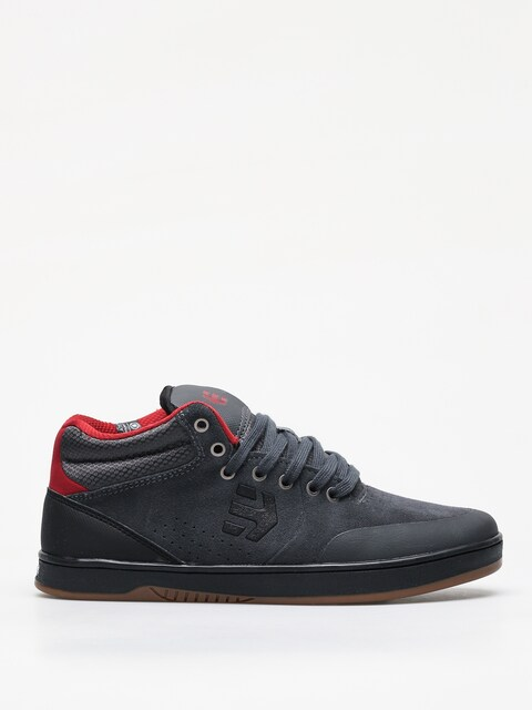 Buty Etnies Marana Mid Crank (dark grey/black/red)