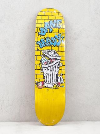 Deck Polar Skate Dane Brady Trash Can (yellow)