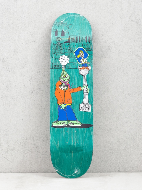 Deck Polar Skate Dane Brady Trophy (green)