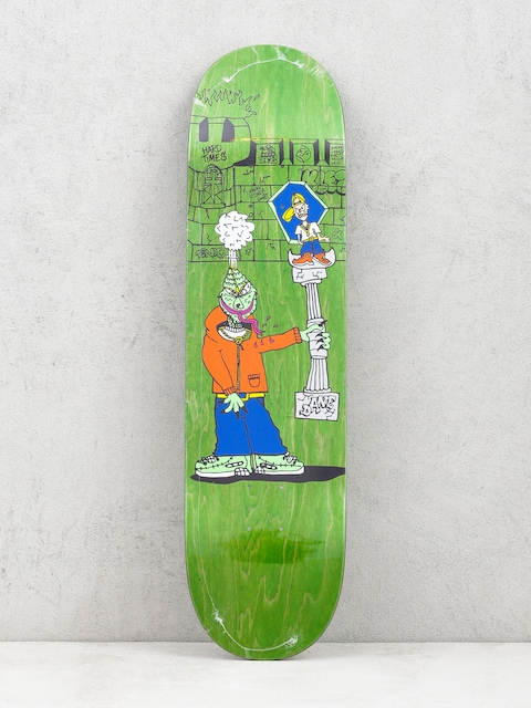 Deck Polar Skate Dane Brady Trophy (light green)